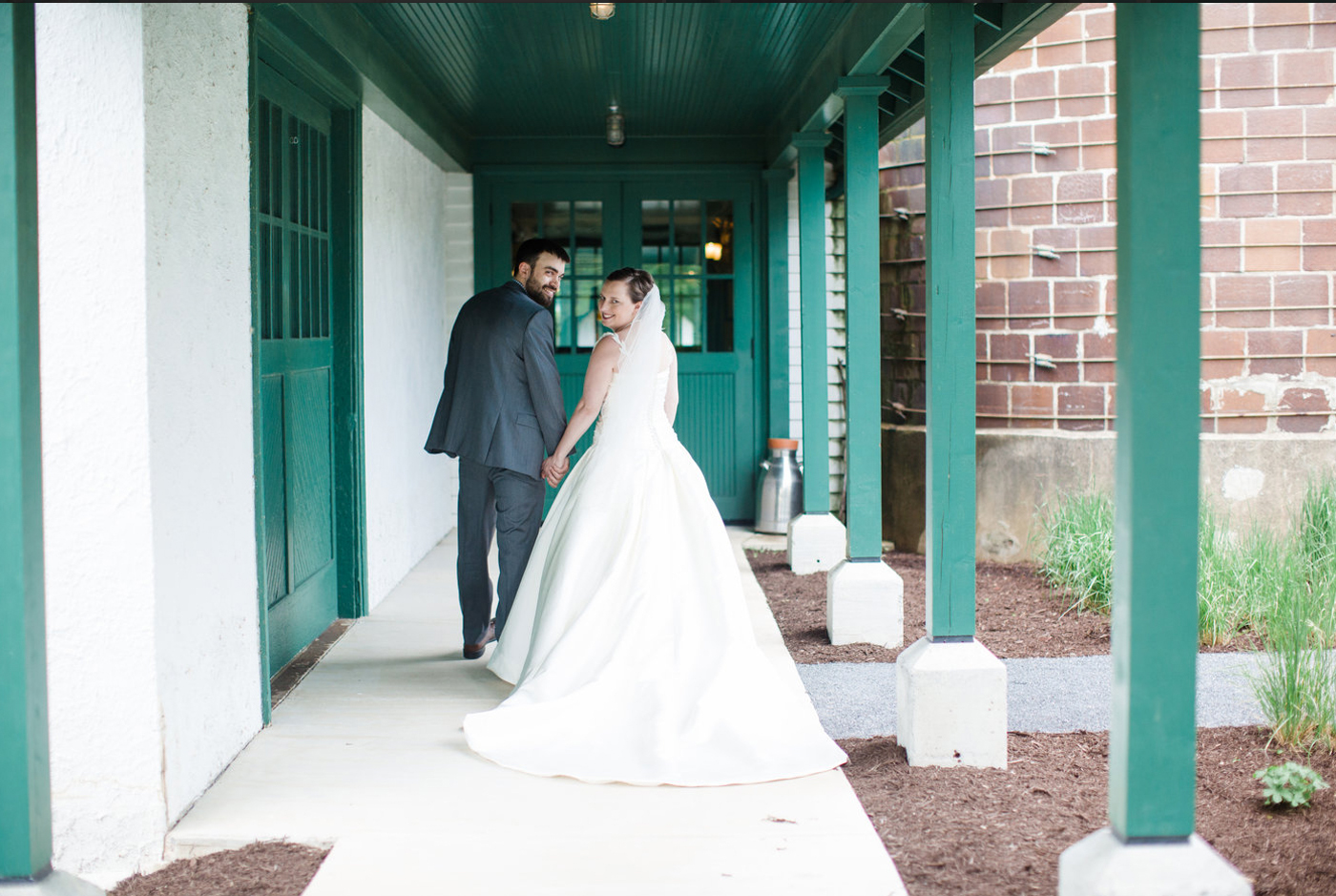 Weddings at The Homestead Preserve\'s Old Dairy | Natural Retreats